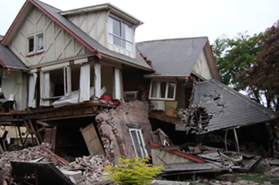 Earthquake Insurance Quote